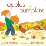 Monthly Book Activity – Apples and Pumpkins