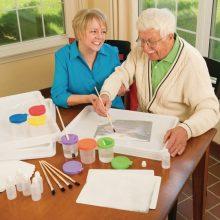 supplies for senior living