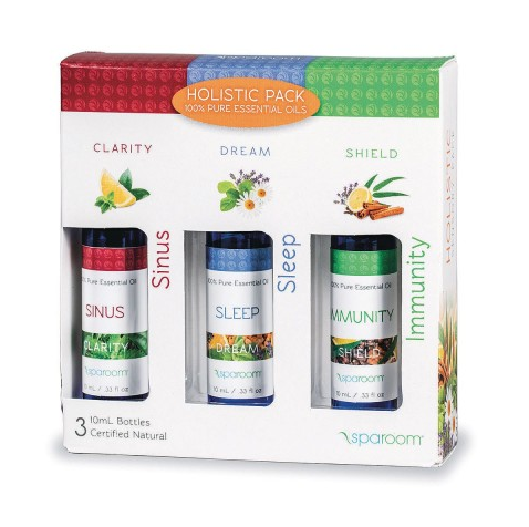 aromatherapy holistic