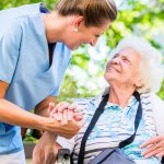 Staff & Resident Activities for National Assisted Living Week