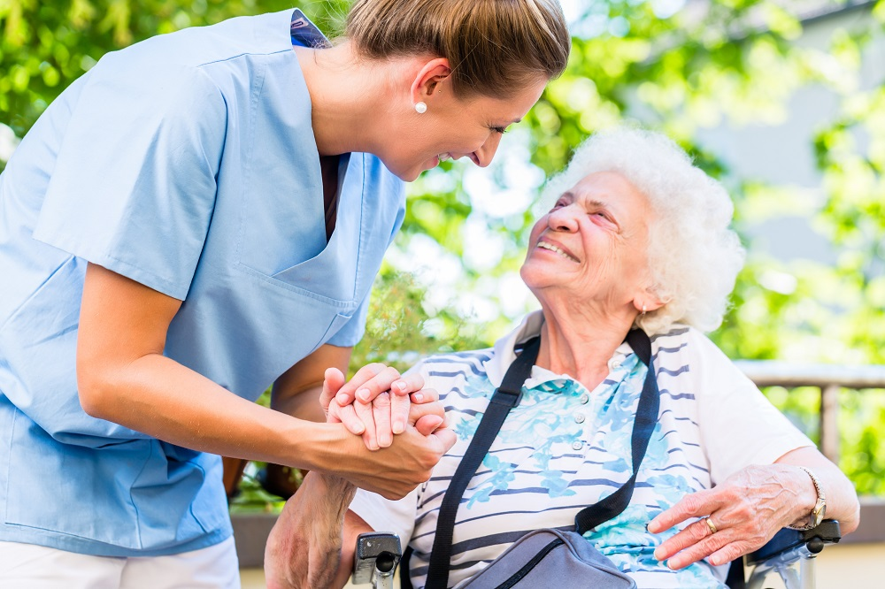 assisted living week seniors