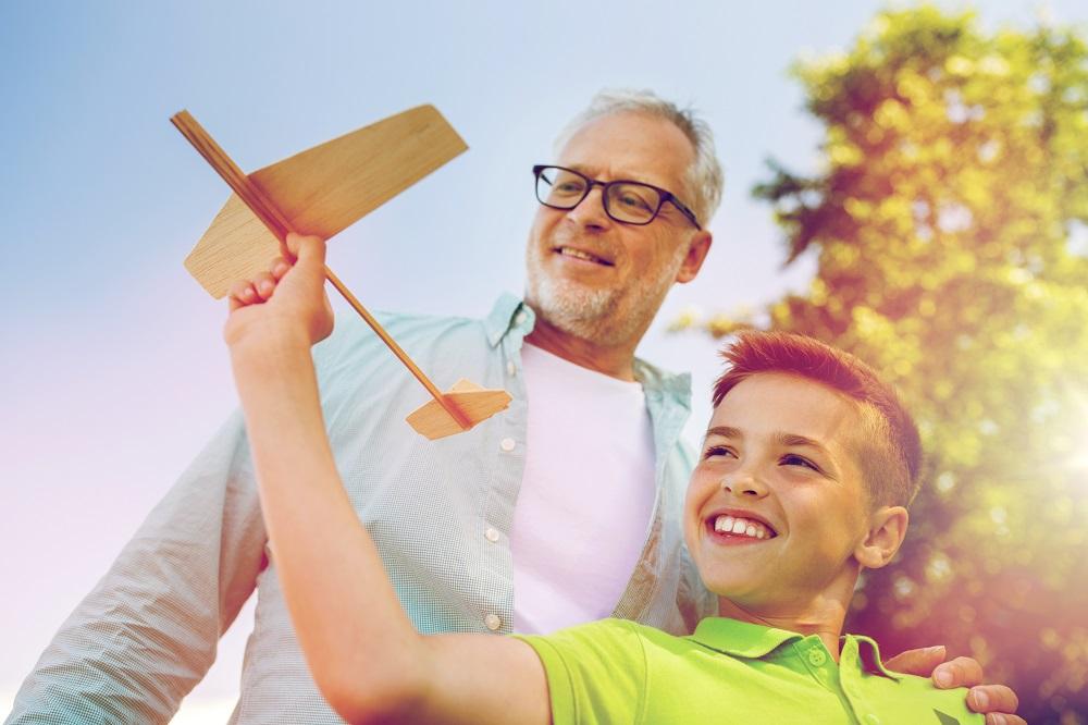 aviation day senior residents