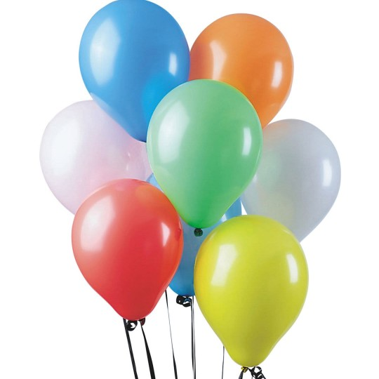 balloons activity director
