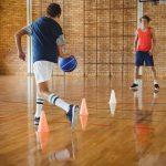 Team Building Basketball Activity – Practicing Dribbling Skills