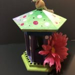 Gazebo Bird Feeder Craft Activity