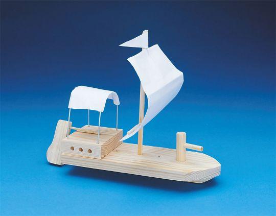 keel boat for lesson
