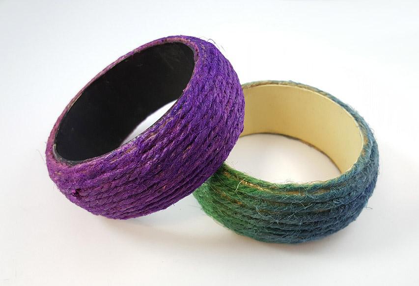 bracelets 9 and 10 b