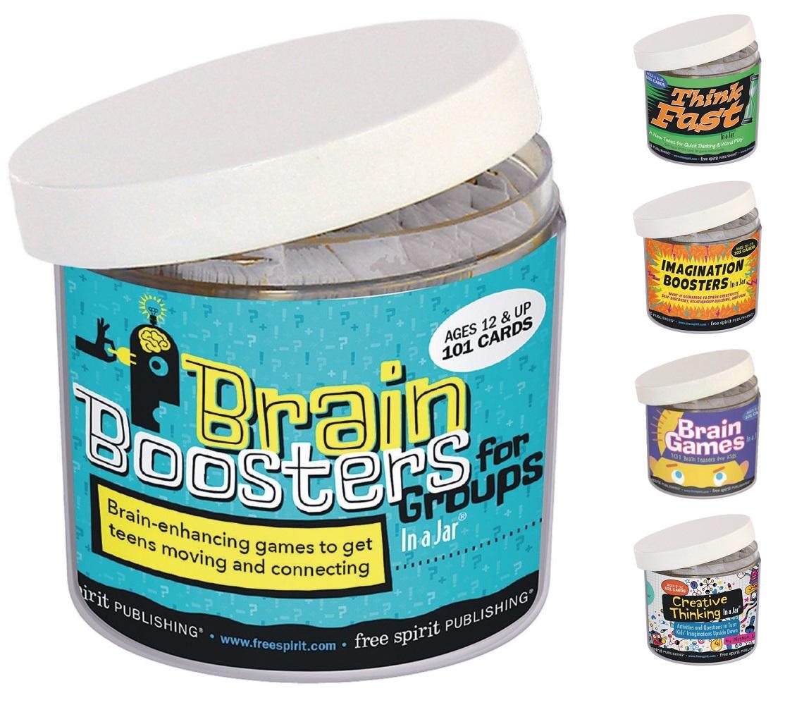 brain games in a jar