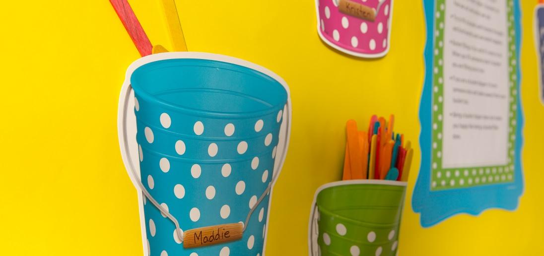 bucket filler popscicle stick
