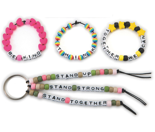 bullying prevention bracelet
