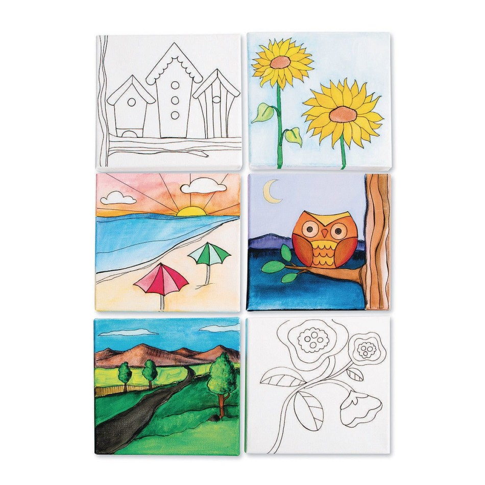 canvas designs craft