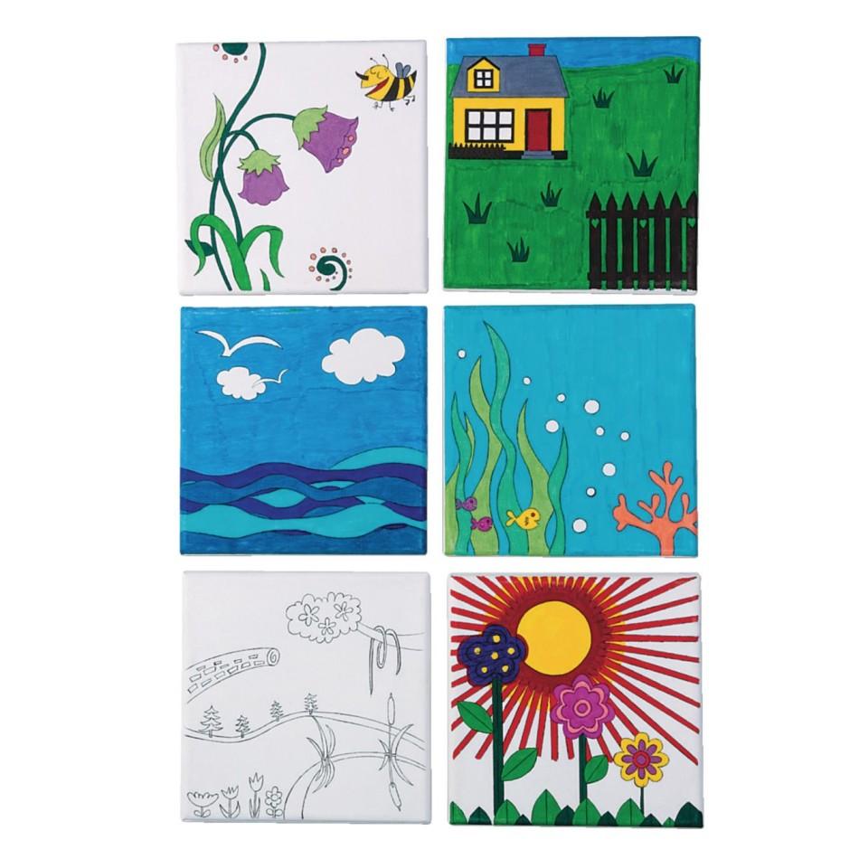 canvas designs