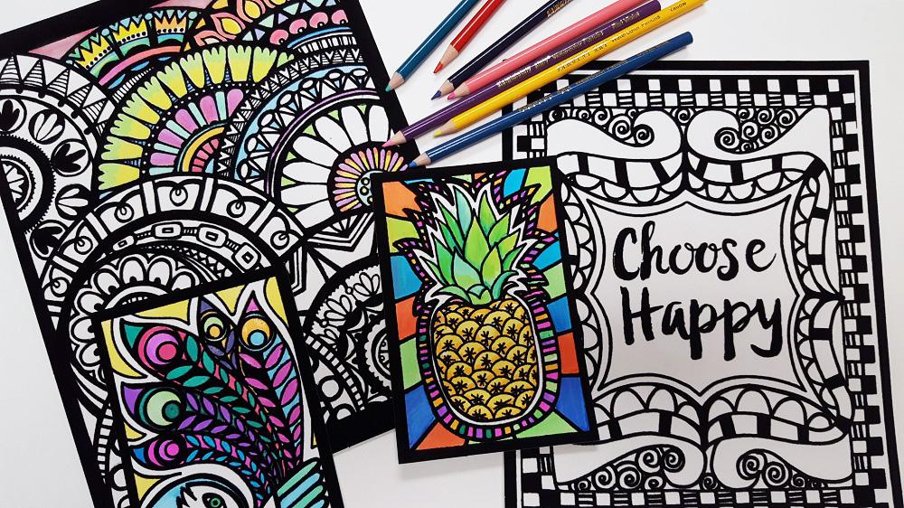 choose happy positivity
