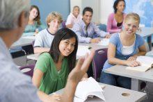 high school classroom management
