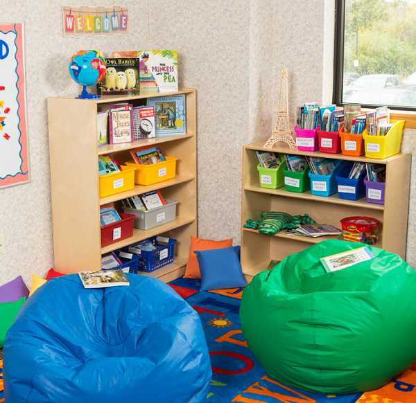 classroom supplies and organization