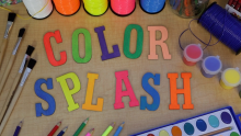 color splash craft products
