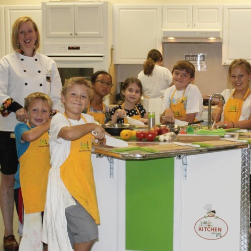 cooking club for kids