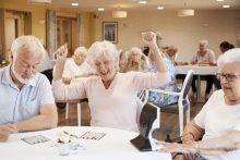 senior living bingo ideas