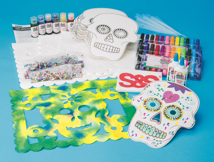 dead of the dead craft kit
