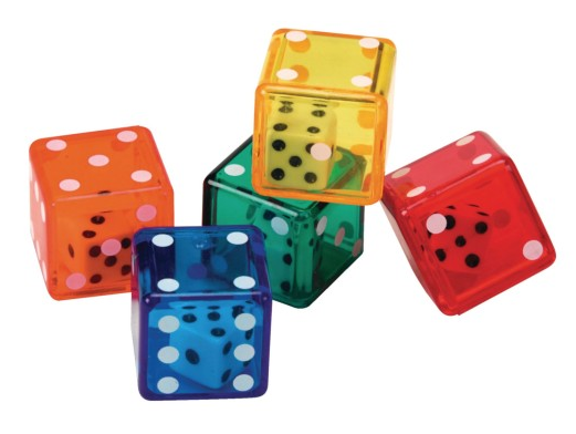 dice games education