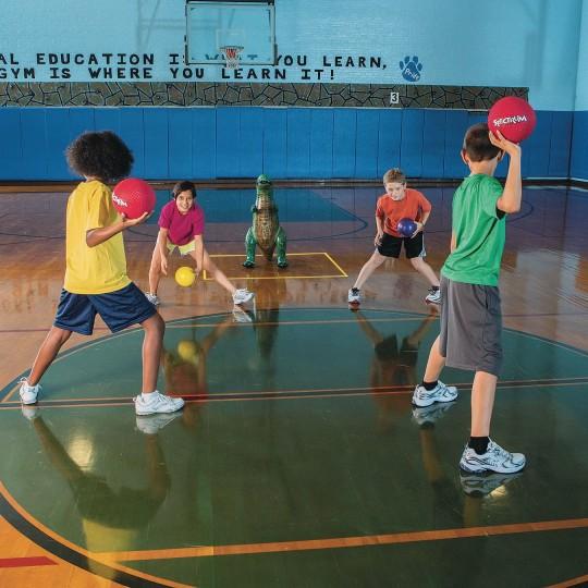 dino dodgeball