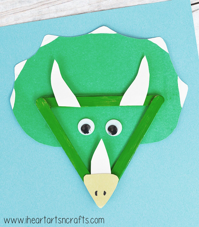 Crocodile Paper Bag Puppet (with Template) - Easy Peasy and Fun | 798x700