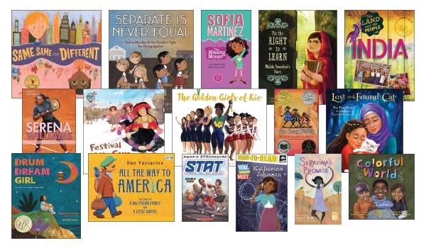 classroom library diversity multicultural