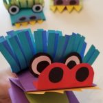 DIY Dragon Puppet – Paper Craft For Dramatic Play