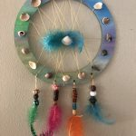 How To Make A Wood Dreamcatcher – Weaving Craft Activity
