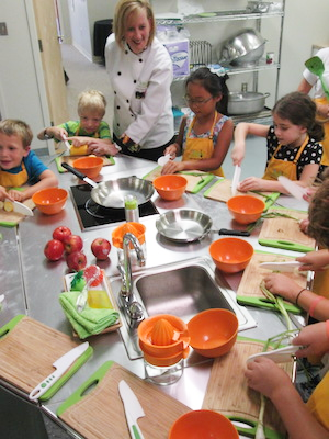 edible education cooking club