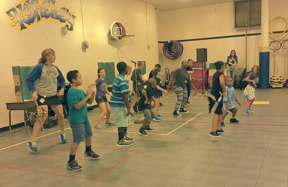 elementary school wellness