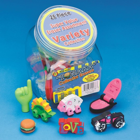erasers for appreciation