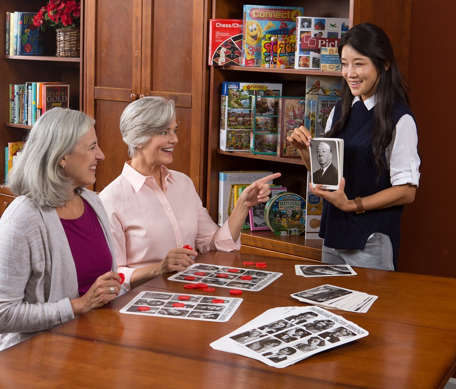 bingo seniors
