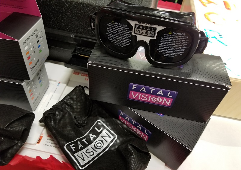 fatal vision goggles