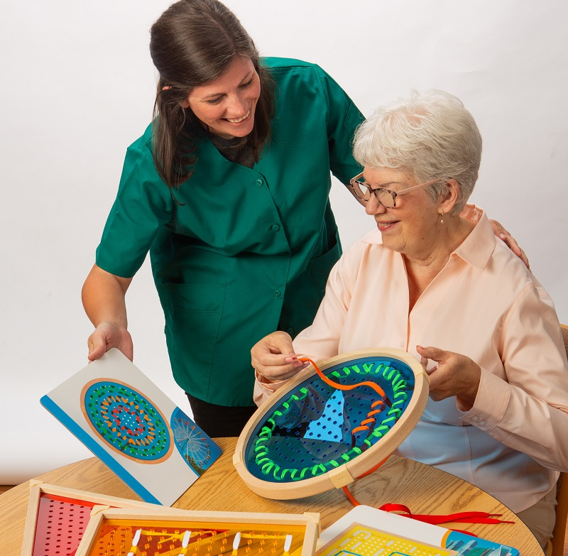 fidget activities for seniors