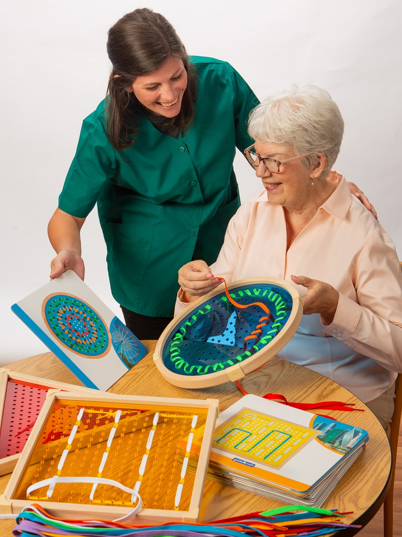 fidget activities senior living
