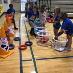 Barnyard Themed Field Day Stations for PE