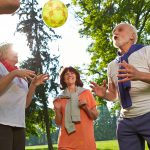 Field Day Activities for Senior Residents