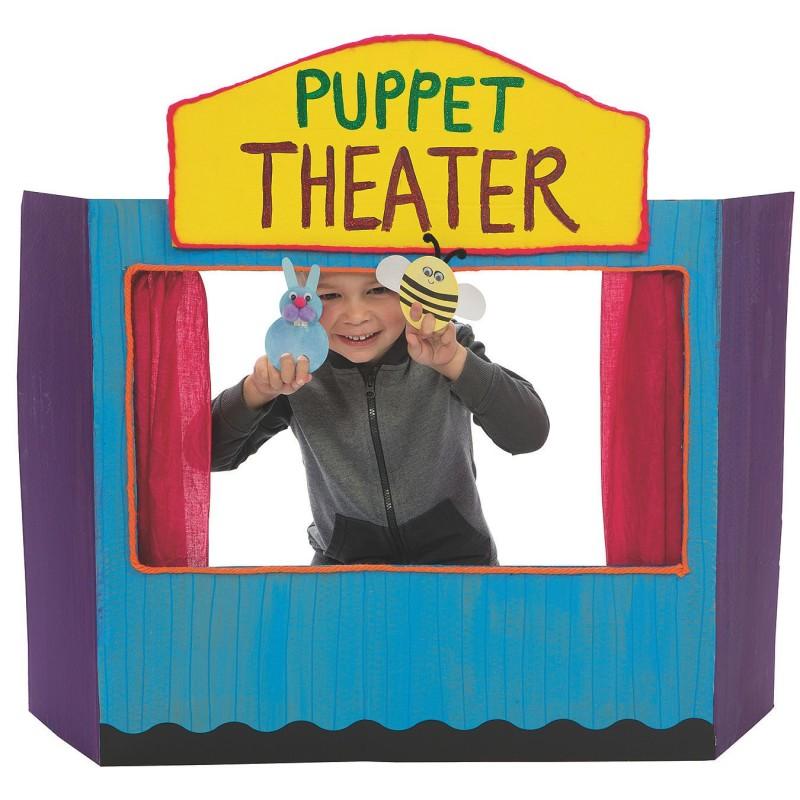 finger pupper theater