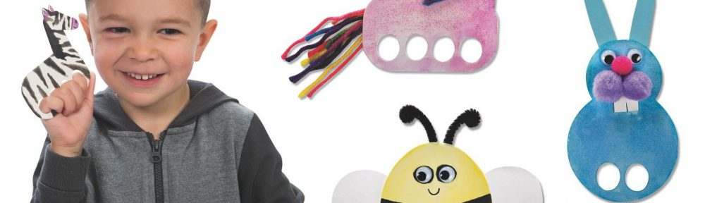 finger puppets craft for kids
