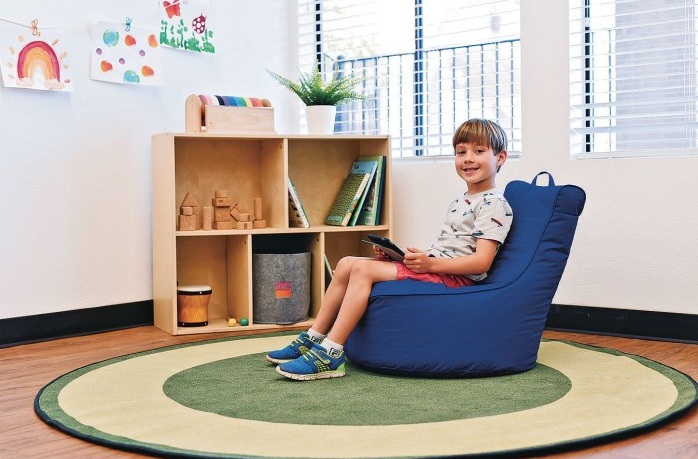 flexible seating kids