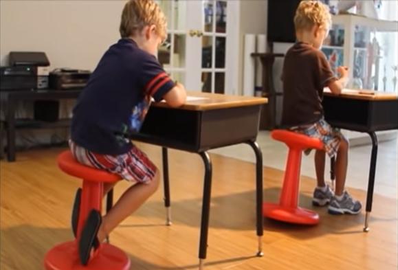 flexible seating options kids
