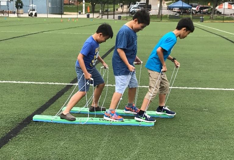 kids lawn games