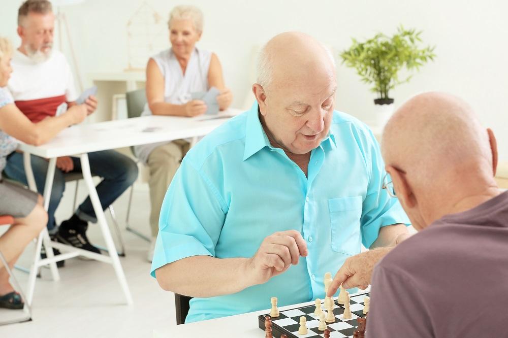 senior living evening ideas
