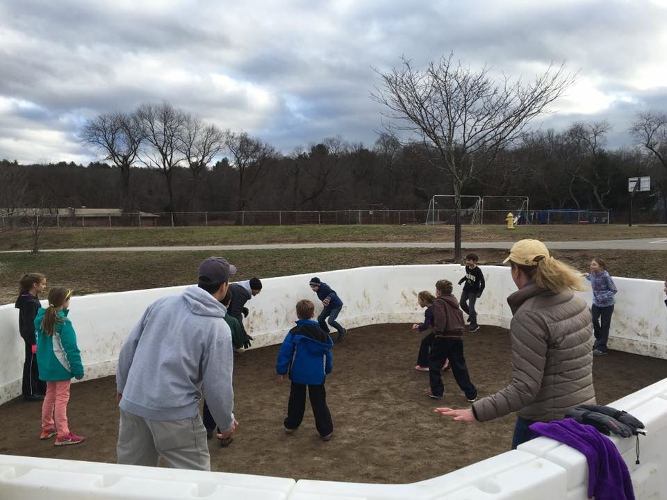 gaga ball how to gaga pit