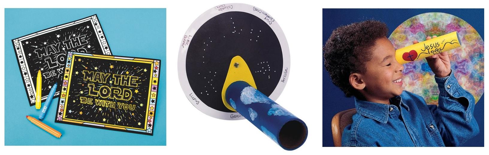galactic starveyors vbs themes