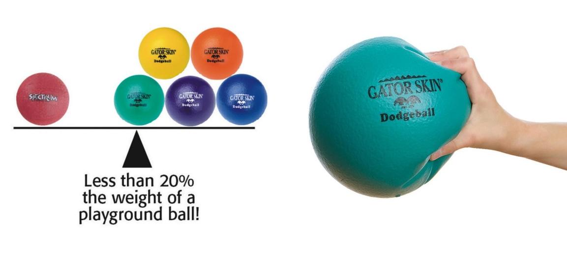 gator skin dodgeball