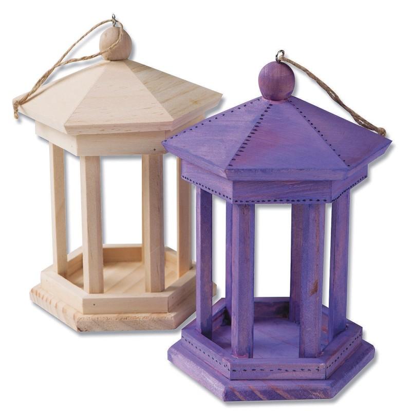 gazebo bird feeder craft
