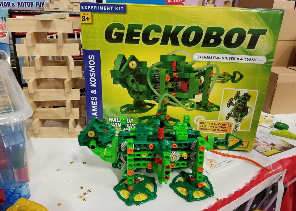 geckobot STEM