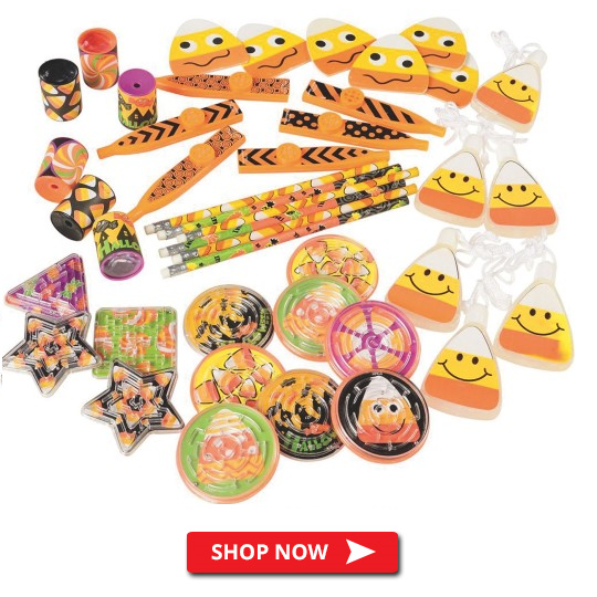 halloween trick or treat pack
